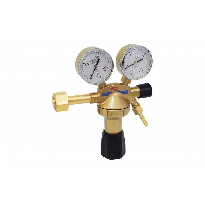 GCE Ventil redukční Kyslík OX O5 HP  DIN Plus