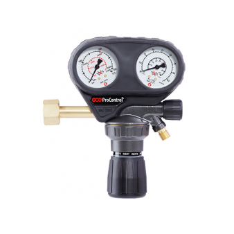 GCE Ventil redukční CO2 ARC ProControl