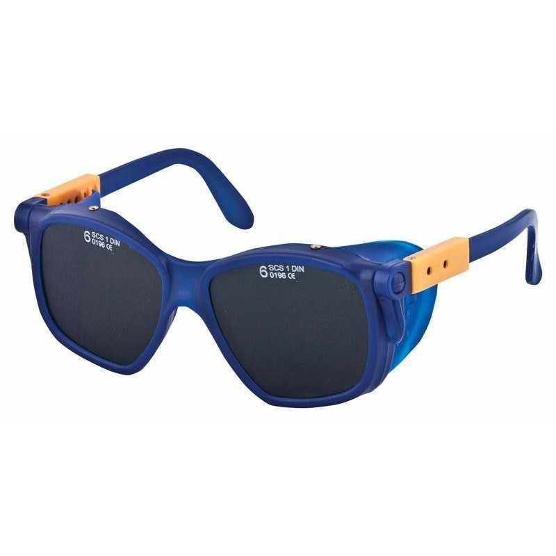 Okula brýle B-B 40 tmavé  DIN-6