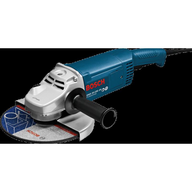 Bosch bruska úhlová GWS 22-230 JH