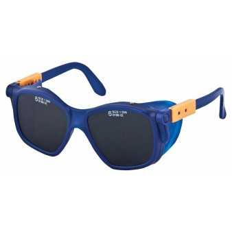Okula brýle B-B 40 tmavé DIN-5