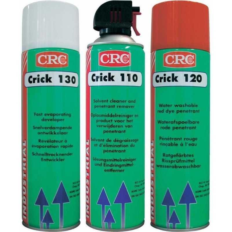 Crick 130 dekektor sprej - vývojka