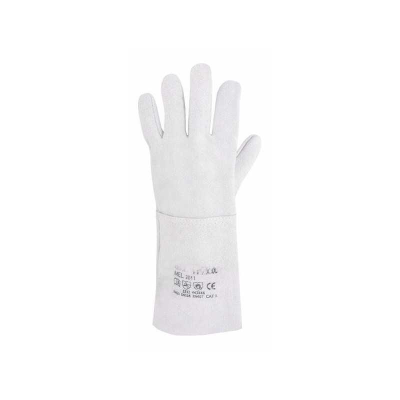 Ardon rukavice svařečské MEL (šedé)