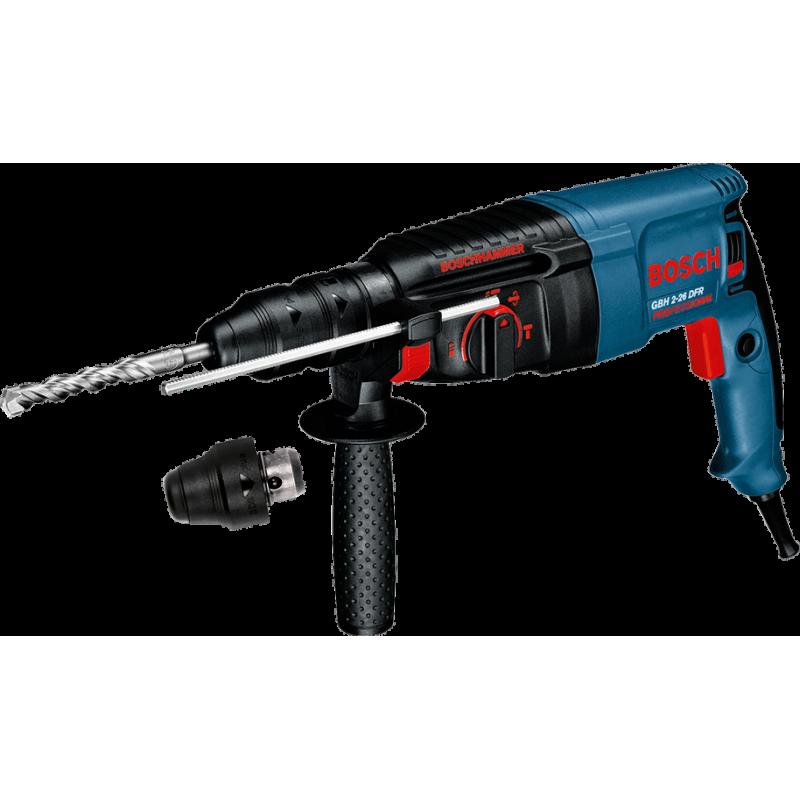 Bosch kladivo SDS+ GBH 2-26 DFR