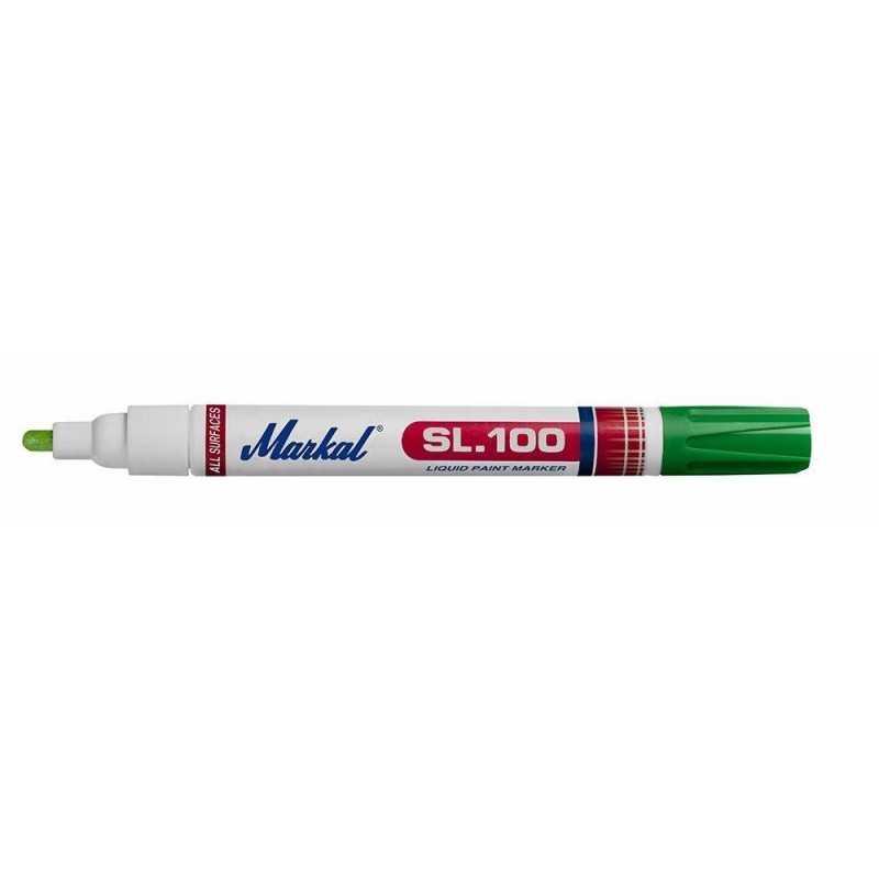 Markal popisovač SL 100 zelený