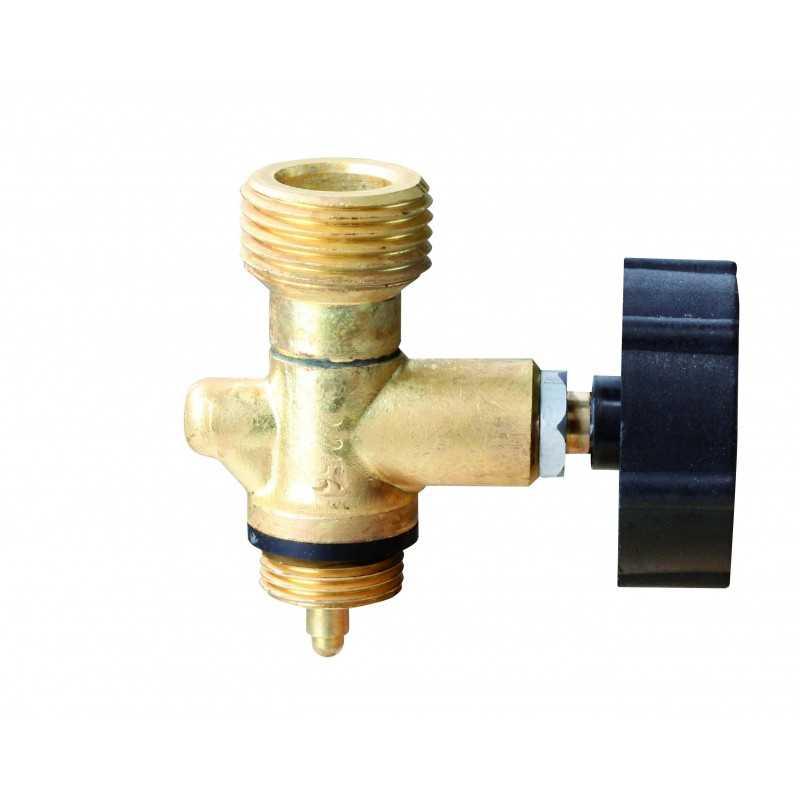 Meva ventil jednocestný PB W21,8 LH