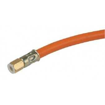 Meva plynová  hadice 1,2 m M9x0,75