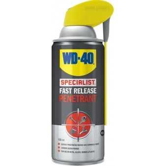 Penetrant WD-40 je přípravek ve spreji, se kterým se zbavíte zadřených a zrezivělých šroubů.