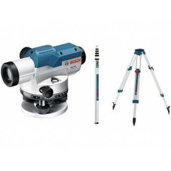 Nivelační přístroj Bosch GOL 20 D + BT 160 + GR 500 Professional