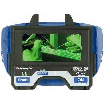 Speedglas kazeta 9002D č....