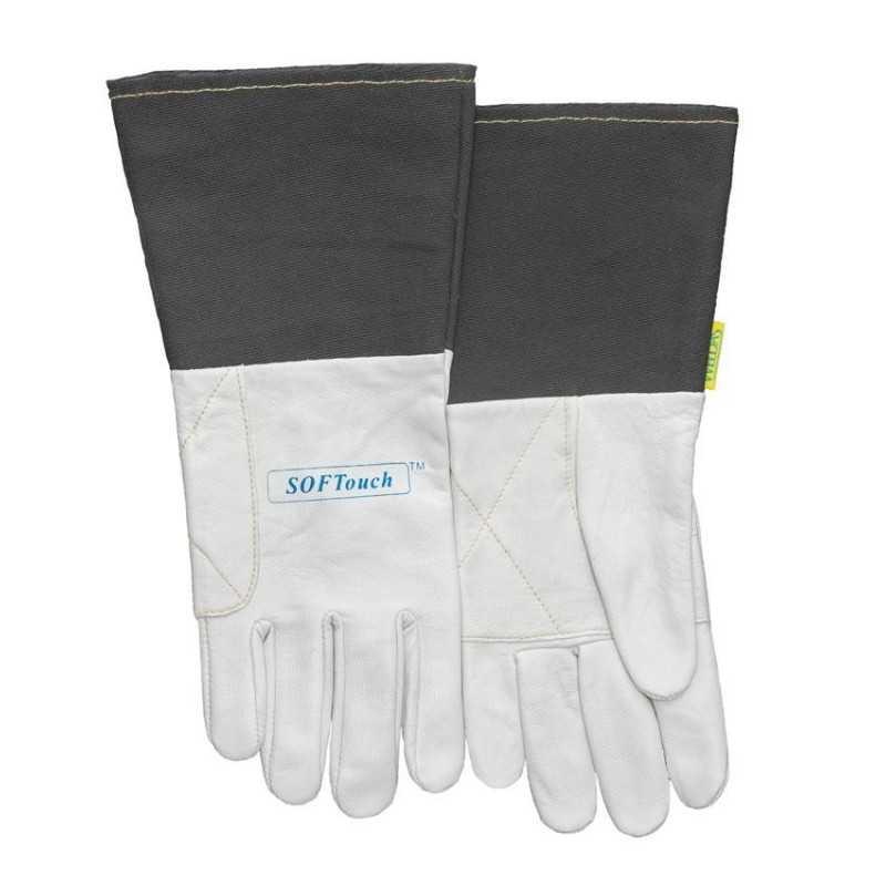 WELDAS rukavice TIG SOFTouche L