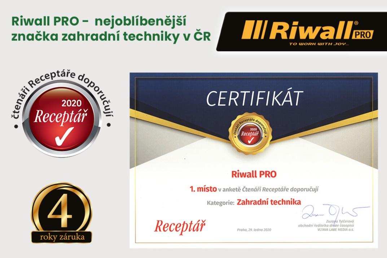 Riwall RPB 520 - benzínový křovinořez